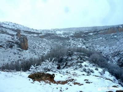 Parque Natural Barranco del Río Dulce; viajes españa montañero parque nacional monfrague